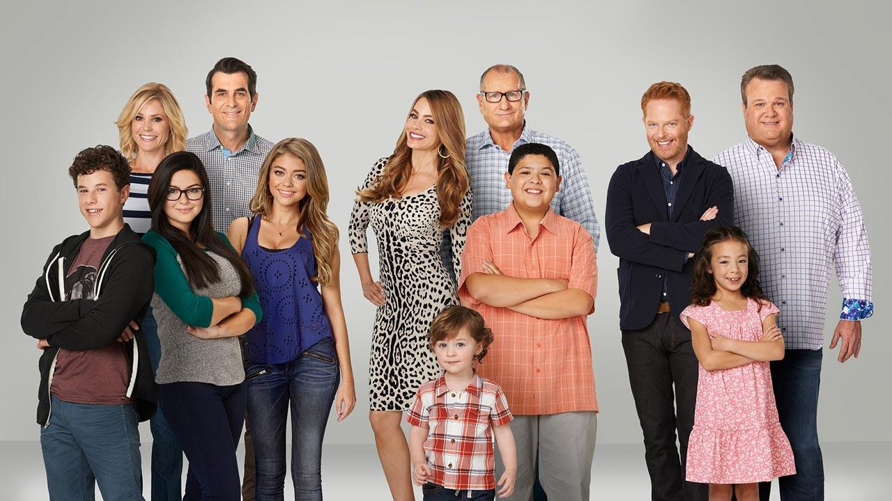 """""""Uma Família Muito Moderna"""" - a sétima temporada estreia em junho no FOX Comedy"""