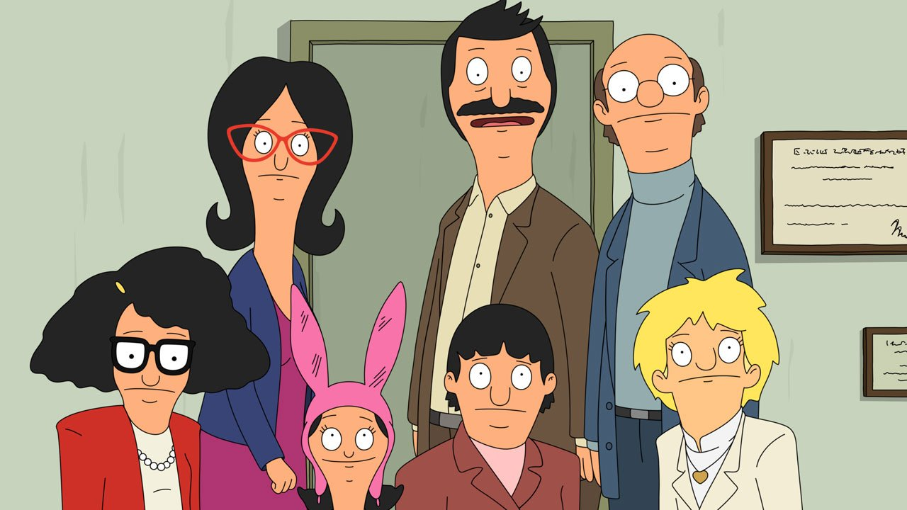 """Bob's Burgers"" - quinta e sexta temporada animam verão do FOX Comedy"