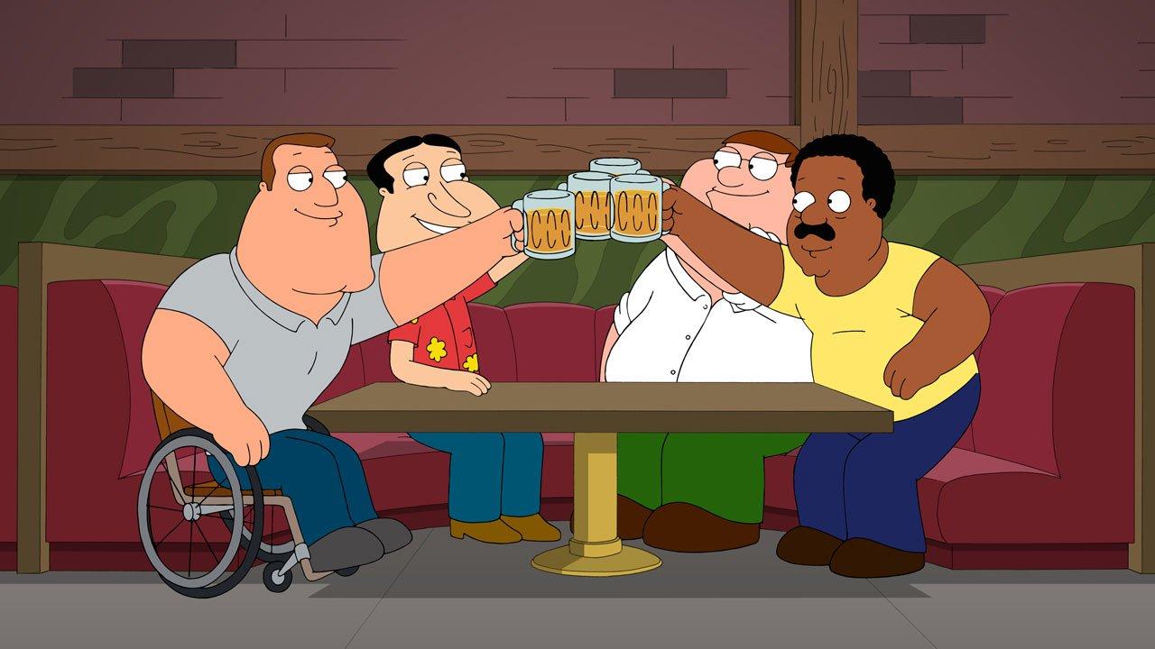"""""""Family Guy"""" - temporada 14 a partir de julho no FOX Comedy"""