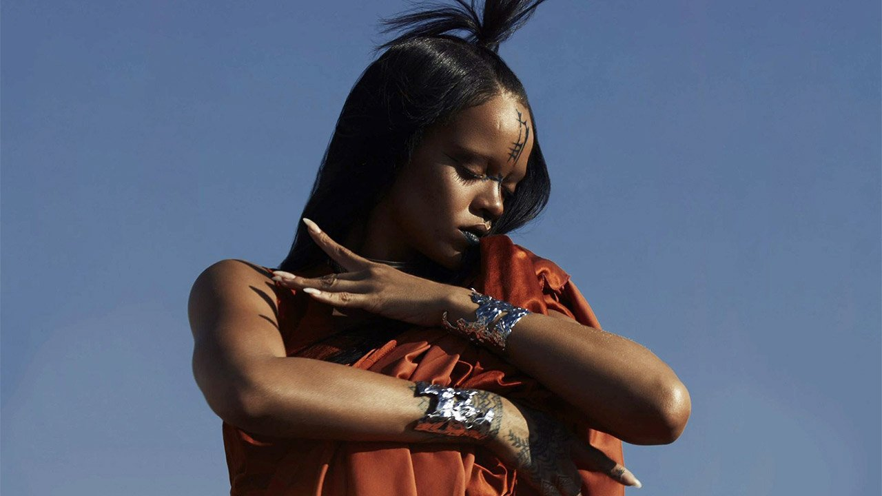 """Rihanna canta tema do próximo """"Star Trek: Além do Universo"""""""