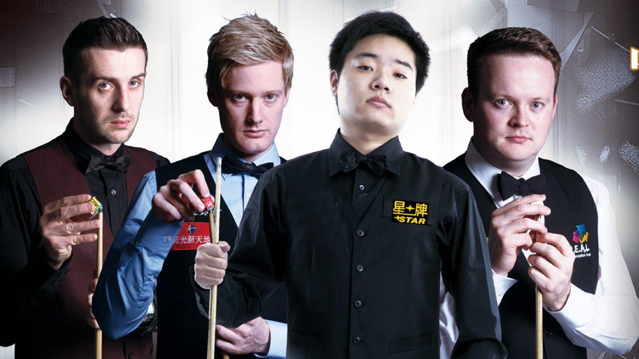 World Open de Snooker a partir de 25 de julho nos canais Eurosport