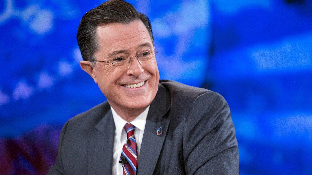 Stephen Colbert impedido de ser... Stephen Colbert