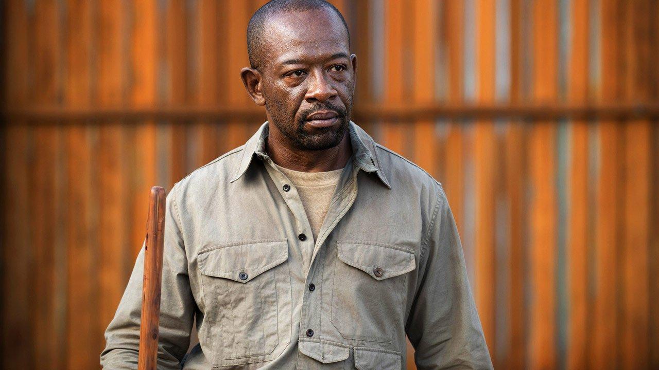 """Lennie James de """"The Walking Dead"""" no elenco da sequela de """"Blade Runner"""""""