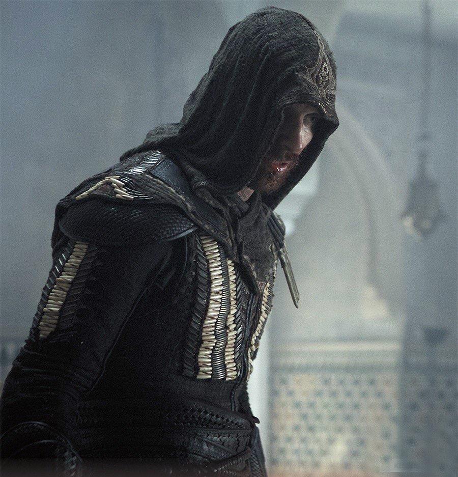 Assassin's Creed 4/8: Callum Lynch é um descendente da seita dos Assassinos.