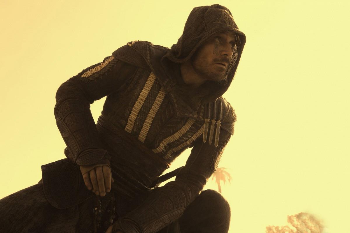 Assassin's Creed 6/8: Os assassinos são mestres na arte da ocultação.