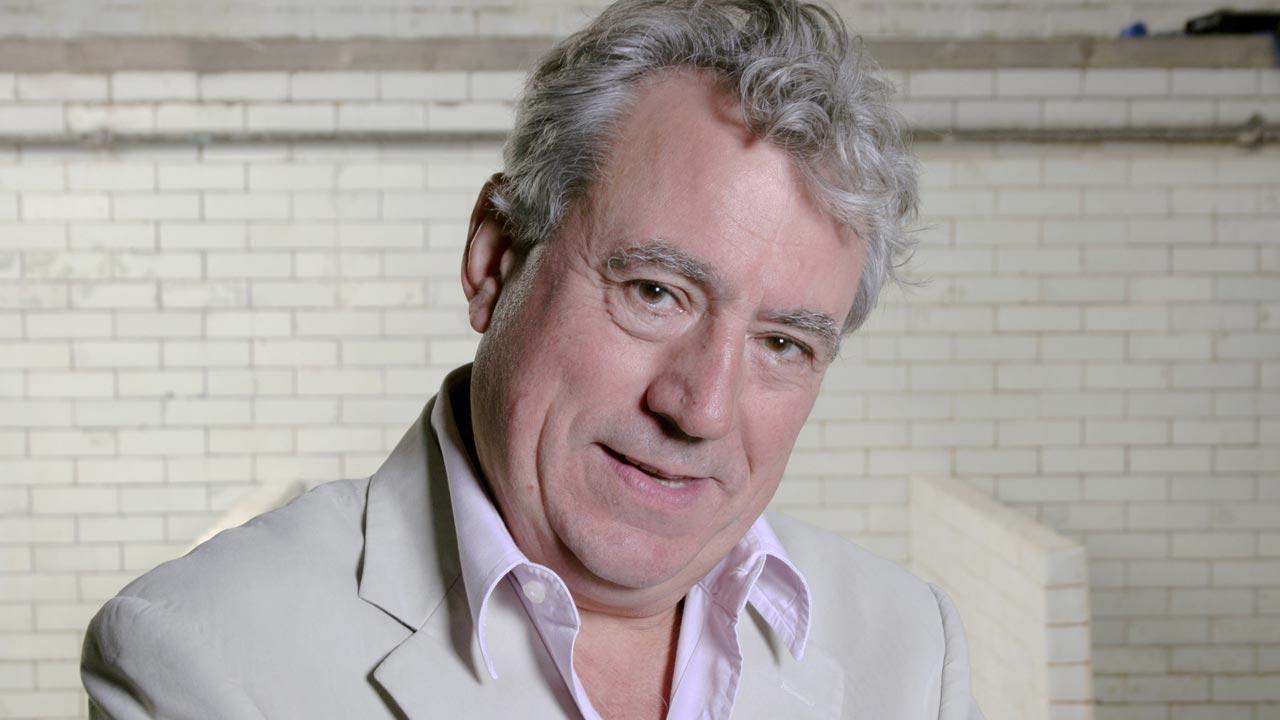 Terry Jones dos Monty Python diagnosticado com uma forma de demência