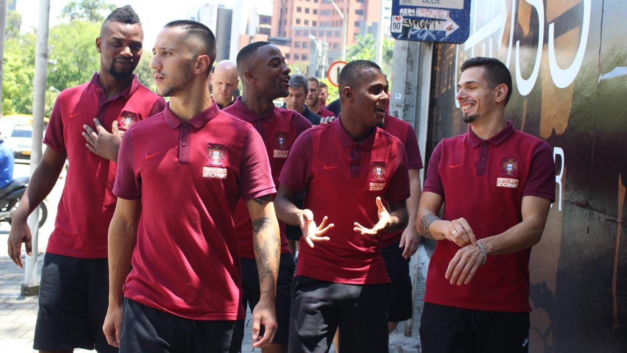 Portugal nas meias-finais do Mundial de Futsal - horários das transmissões dos jogos nos canais Eurosport
