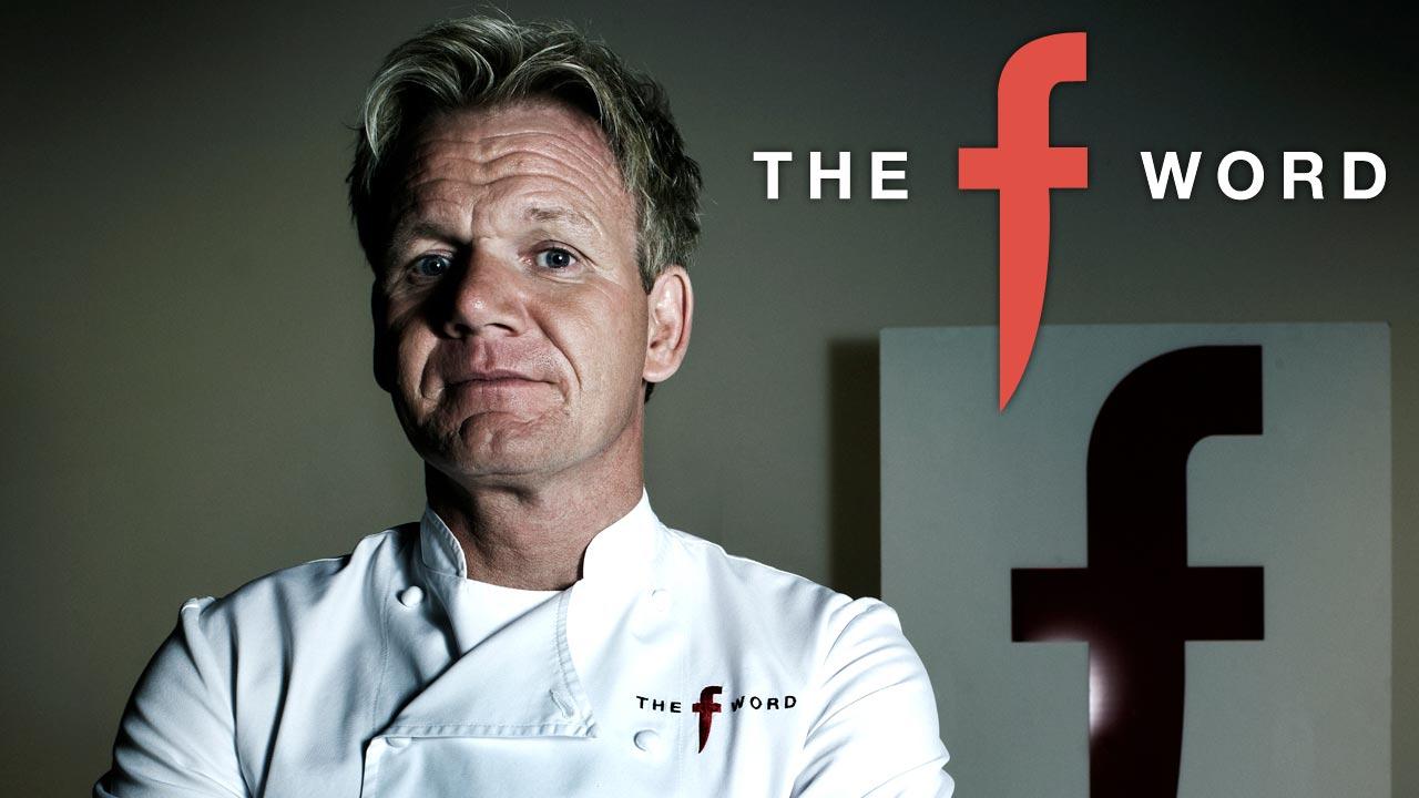"""The F Word"": Gordon Ramsay prepara novo programa para 2017"