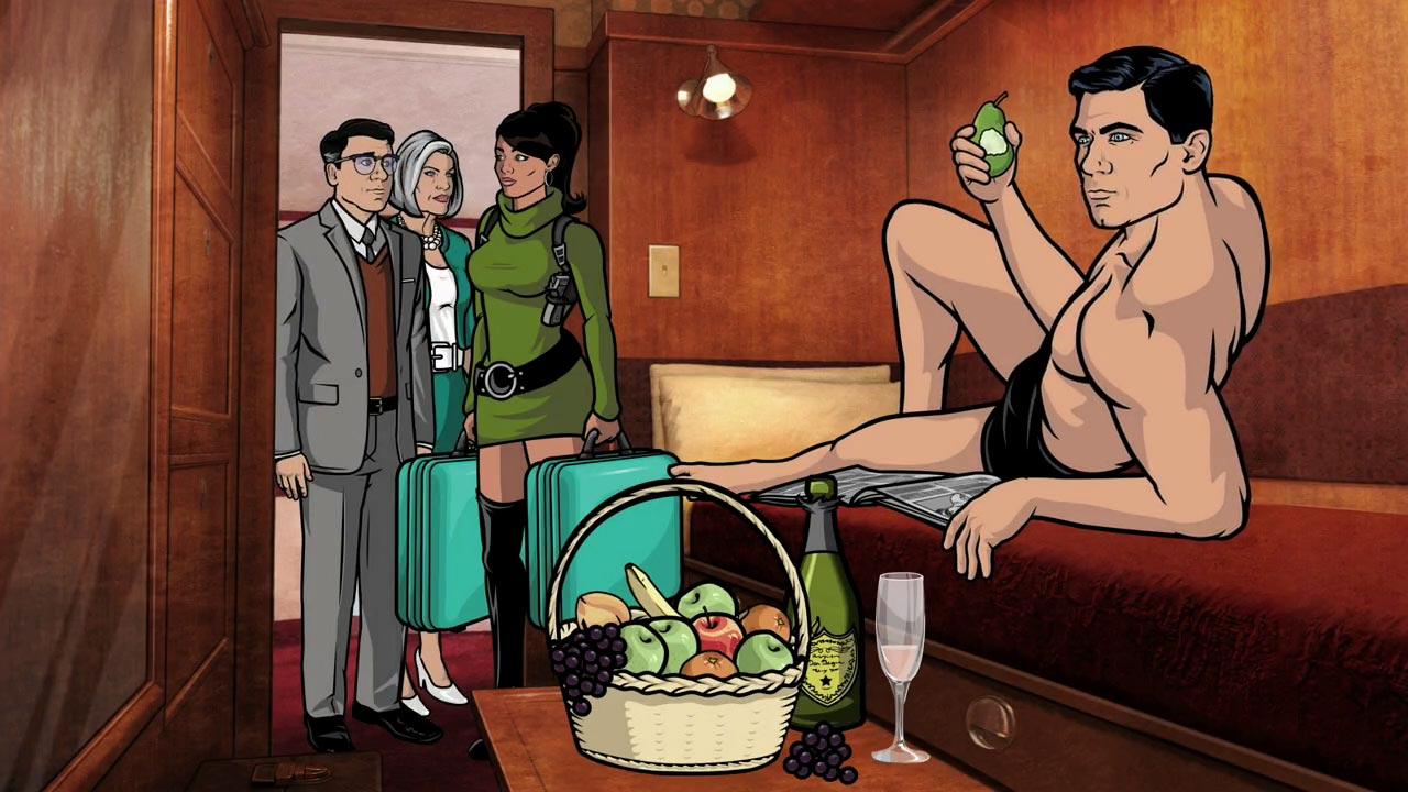 """Décima temporada de """"Archer"""" será a última"""