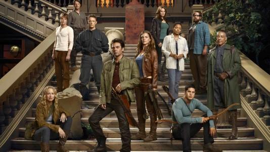 Especial: as novas séries de televisão - Outono 2012 (2ª parte) ATUALIZADO