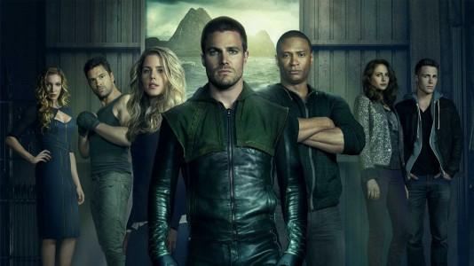 """""""Arrow"""": segunda temporada em março no AXN"""