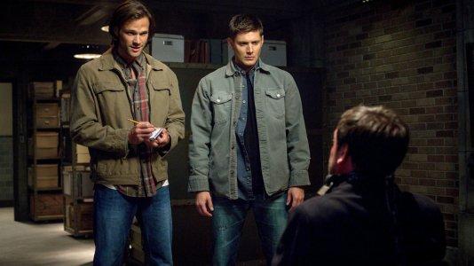 """Temporada 9 de """"Sobrenatural"""" em abril no AXN Black"""