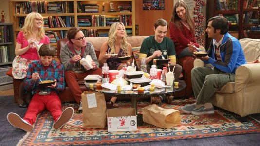"""The Big Bang Theory"" cria bolsa de estudo"