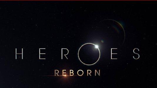 """Primeira imagem do elenco de """"Heroes Reborn"""""""