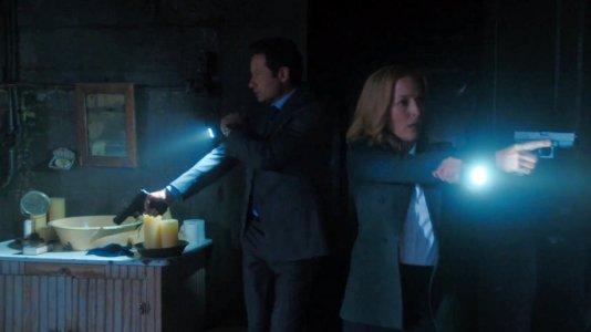"""X-Files"": divulgada a primeira cena dos novos episódios"