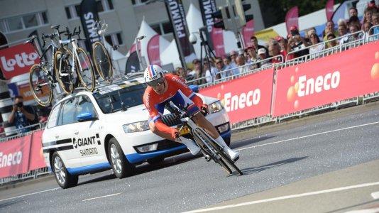 O Eneco Tour 2015 com transmissão direta no Eurosport