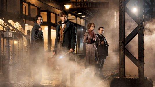"""Primeiro olhar sobre o próximo filme do universo """"Harry Potter"""""""