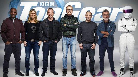 """São sete os novos apresentadores de """"Top Gear"""""""