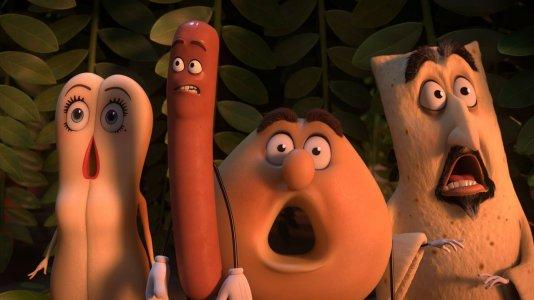 """""""Sausage Party"""": não deixe as suas crianças ver este trailer"""