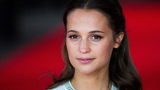 """Tomb Raider"": Alicia Vikander é a nova Lara Croft"