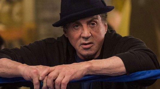 Sylvester Stallone vai ser mafioso na televisão