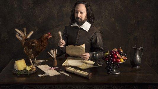 """""""Upstart Crow"""": nova comédia da BBC poderá tornar-se tão popular como """"Blackadder"""""""