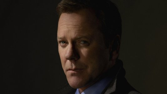 "Kiefer Sutherland protagonista da nova série ""Designated Survivor"""
