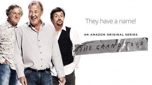 Clarkson, Hammond e May anunciam o nome do novo programa