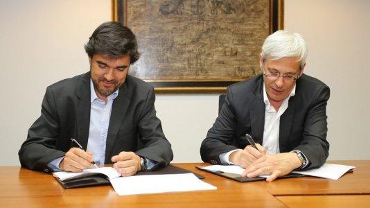 NOS e Vodafone assinam acordo para distribuição de conteúdos desportivos