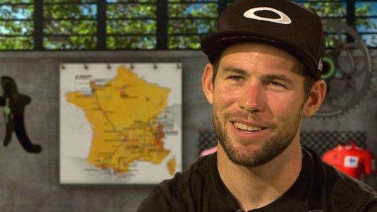 """Mark Cavendish protagonista na """"Casa do Ciclismo"""" do Eurosport"""