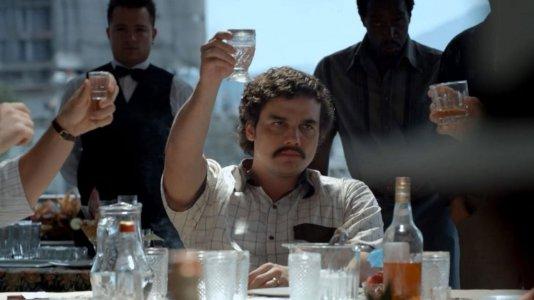 """""""Narcos"""" renovada por mais duas temporadas no Netflix"""