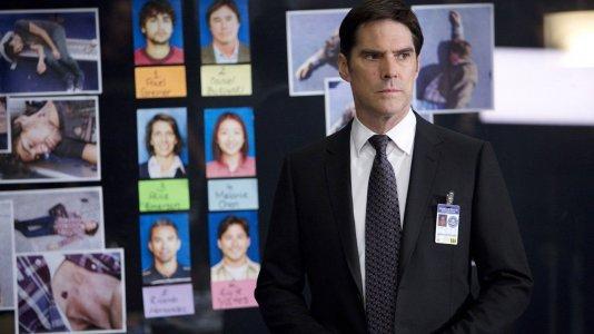 """Thomas Gibson despedido da série """"Mentes Criminosas"""""""