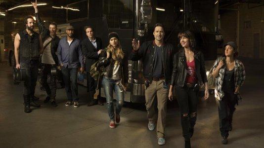 """""""Roadies"""" não se farão novamente à estrada - a série foi cancelada pelo canal Showtime"""