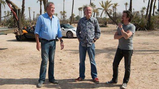 "Novo programa dos apresentadores de ""Top Gear"" estreia em novembro na Amazon"