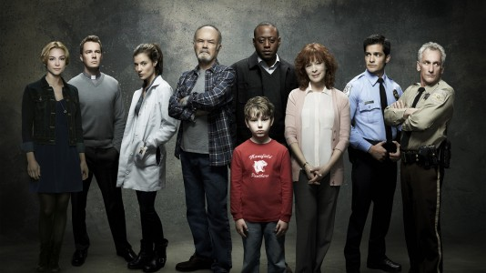 Novas s&eacute;ries: &quot;Resurrection&quot; traz o mist&eacute;rio a uma pequena cidade
