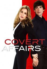Poster da série Agente Dupla / Covert Affairs (2010)