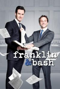 Poster da série Franklin & Bash (2011)