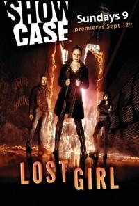 Poster da série A Rainha das Sombras / Lost Girl (2010)