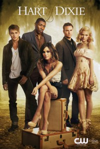 Poster da série Doutora no Alabama / Hart of Dixie (2011)
