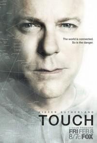 Poster da série Touch (2012)