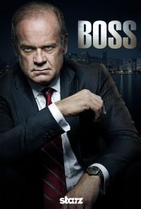 Poster da série Boss (2011)