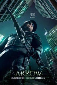 Poster da série Arrow (2012)