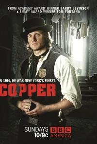 Poster da série Copper (2012)