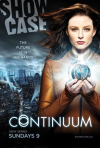 Poster da série Continuum (2012)