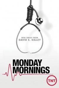 Poster da série Monday Mornings (2013)