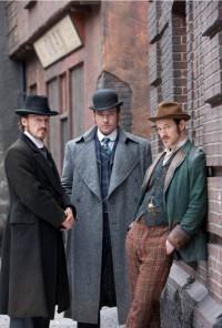 Poster da série Ripper Street (2013)
