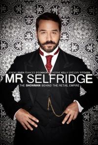 Poster da série Mr Selfridge (2013)