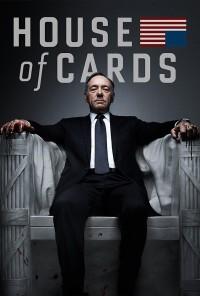 Poster da série House of Cards (2013)