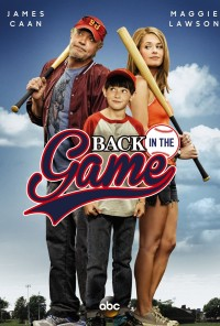 Poster da série Back in the Game (2013)