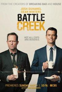 Poster da série Battle Creek (2015)